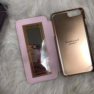 Ted baker gold protect and reflect case iPhone 7+